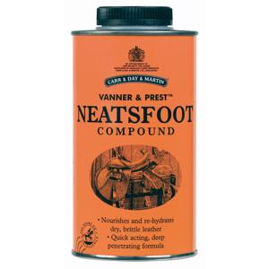 Neatsfoot Læderolie 500ml