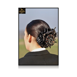 SD® Pearl and Diamond hairnet