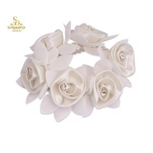 SD® Diamond Rose Scrunchie.