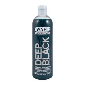 Wahl Deep Black Shampoo 500 ml.
